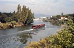 [Navigation sur la Saône, de Caluire à Genay]
