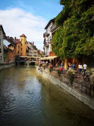 [Canal, Annecy]