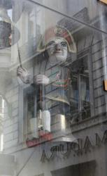 "[Horloge Charvet, dites ""horloge aux Guignols"", Lyon 2e]"