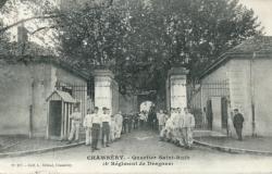 Chambéry - Quartier Saint-Ruth