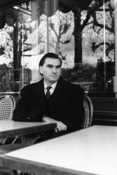 [Georges Lavaudant, directeur du Théâtre national populaire de Villeurbanne]