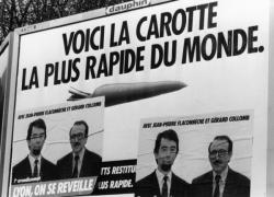 [Affiches de campagne des candidats pour les élections municipales de 1989]
