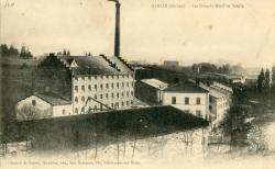 Gleizé (Rhône). - Les Grands Moulins Seigle