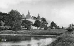 Gleizé (Rhône). - Château Vaurenard