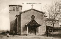 Les Haies (Rhône). - L'Eglise