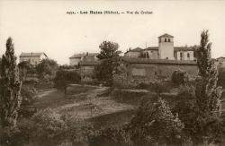Les Haies (Rhône). - Vue du Croizat