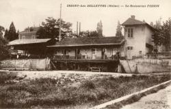Irigny-les-Sellettes (Rhône). - Le Restaurant Foison