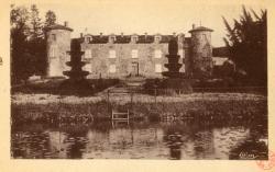 Larajasse (Rhône). - Château de La Fay (historique)