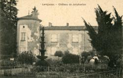 Larajasse. - Château de Jerphanion