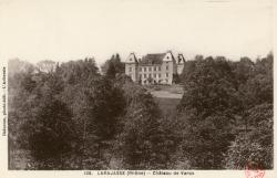 Larajasse (Rhône). - Château de Varax