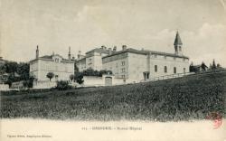 Grandris (Rhône). - Nouvel Hôpital