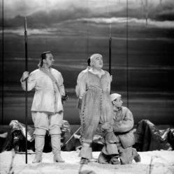 """[Théâtre national Populaire (TNP). """"Fragile forêt"""", de Roger Planchon]"""