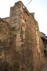 Château d'Omvreval, impasse du Vieux Château, Neuville-sur-Saône