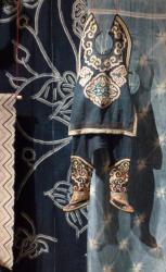 """Exposition """"Indigo"""", musée municipal de Bourgoin-Jallieu"""