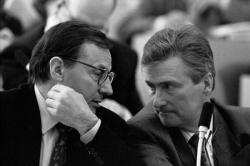 [Conseil régional de Rhône-Alpes : séances des 22-24 janvier 1992 (vote du budget)]