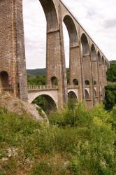 Viaduc de Cize-Bolozon, Ain