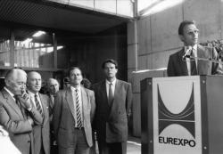 [Salons Agri-Pro et Top Nature à Eurexpo (1986)]