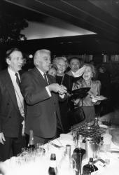 [Fête de la Chandeleur au Sofitel de Lyon (1987)]