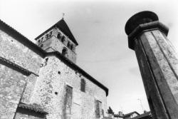 [Eglise Saint-Nicolas à Beaujeu (Rhône)]