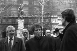 [Restructuration du Musée des Beaux-Arts de Lyon (acte I) : inauguration de l'aile Est, dite Edouard-Herriot]