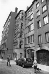[Maison Claude de Bourg, 14, rue Lainerie]