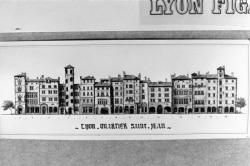 [Lyon, quartier Saint-Jean (affiche)]