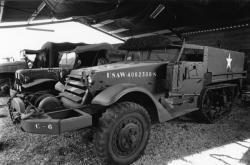 [Collection de véhicules militaires de René Chapelan]