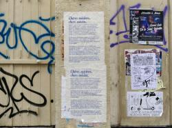 Confinement, 7e arrondissement, Lyon