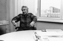 [Entretien avec Guy Aubert, administrateur provisoire de l'Ecole Normale Supérieure de Lyon]
