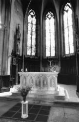 [Chapelle de Saint Jean-Louis Bonnard à Saint-Christo-en-Jarez (Loire)]