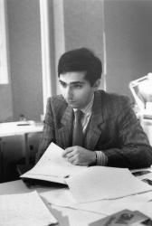 [Entretien avec Laurent Attar-Bayrou, fondateur de l'association des Anciens des Missions extérieures au Liban (A.M.E.L.)]