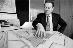 [Rencontre avec Jean-Philippe Ricard, architecte de l'Espace de concert de l'agglomération lyonnaise, dit Zénith de Chassieu]