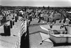 [Les toits de Lyon depuis le Grand-Théâtre]