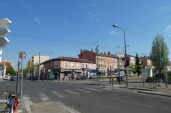 Confinement, Villeurbanne