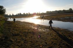 Pêche d'étang, étang Boisson, Saint-André-le-Bouchoux