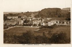 Lissieu (Rhône). - Vue générale