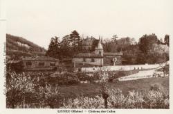 Lissieu (Rhône). - Château des Calles