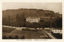 Lissieu (Rhône). - Château de la Roue