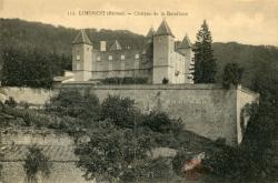 Limonest (Rhône). - Château de la Barollière