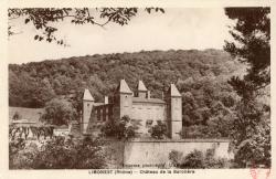 Limonest (Rhône). - Château de la Barolière [Barollière]