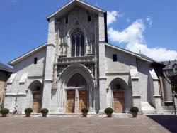 Cathédrale Saint-François-de-Sales, Chambéry