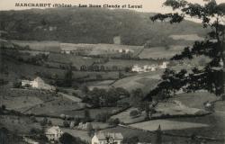 Marchampt (Rhône). - Les Bons Claude et Laval