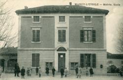 Marcy-l'Etoile (Rhône). - Mairie. Ecole