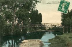Lozanne (Rhône). - Les Bords de l'Azergues