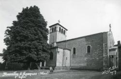 Marcilly d'Azergues (Rhône). - L'Eglise