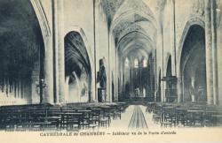 Cathédrale de Chambéry