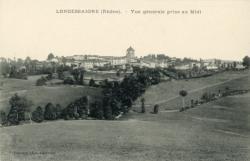 Longessaigne (Rhône). - Vue générale prise au Midi