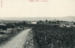 Marsy-sur-Anse (Rhône). - Vue générale