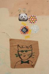 Tag, rue des Tables-Claudiennes, Lyon 1er