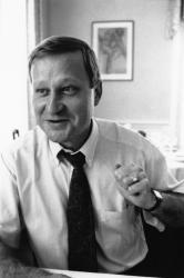 [Entretien avec Alain Mayoud, président de l'UDF du Rhône]